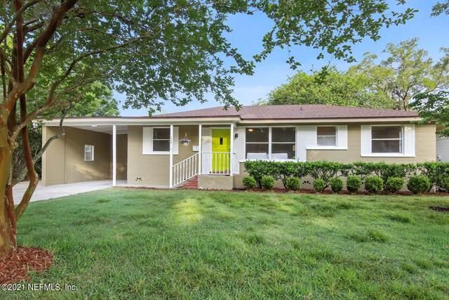 2430 Buttonwood Dr, Jacksonville, FL 32216 (MLS #1105704) :: EXIT Inspired Real Estate