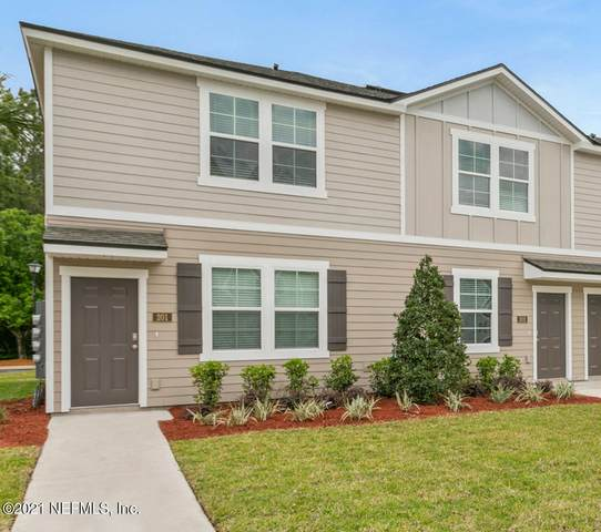 575 Oakleaf Plantation Pkwy #1607, Orange Park, FL 32065 (MLS #1105727) :: Endless Summer Realty