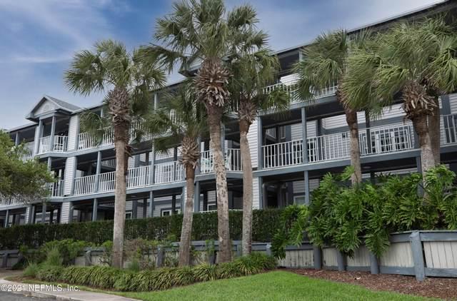 110 Ocean Hollow Ln #308, St Augustine, FL 32084 (MLS #1105779) :: The DJ & Lindsey Team