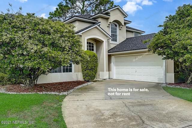 4418 Hanover Park Dr, Jacksonville, FL 32224 (MLS #1105783) :: The Hanley Home Team