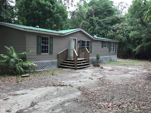 672 N State 21 Rd, Hawthorne, FL 32640 (MLS #1105784) :: The DJ & Lindsey Team