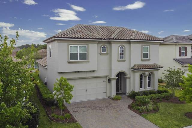 97 Rialto Dr, Ponte Vedra Beach, FL 32081 (MLS #1105802) :: The Hanley Home Team