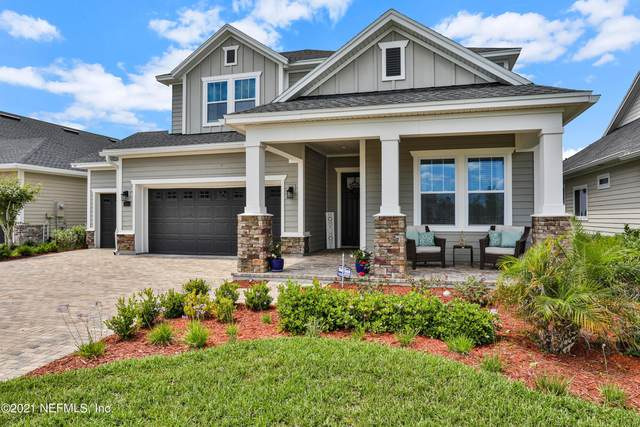 41 Palisade Dr, St Augustine, FL 32092 (MLS #1105811) :: The Randy Martin Team | Watson Realty Corp