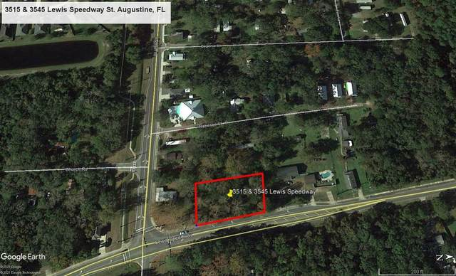 3545 Lewis Speedway, St Augustine, FL 32084 (MLS #1105824) :: EXIT Real Estate Gallery