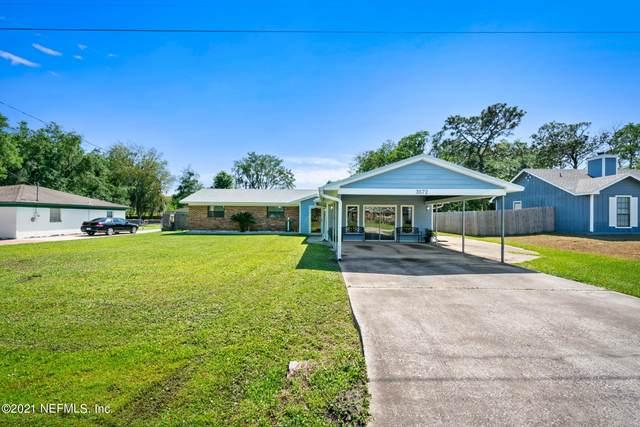 3572 Fortuna Dr, Orange Park, FL 32065 (MLS #1105830) :: The Volen Group, Keller Williams Luxury International