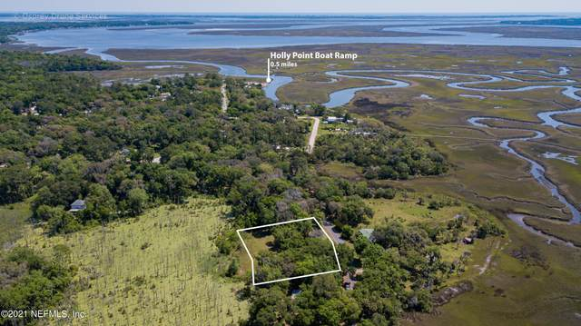 94469 Duck Lake Dr, Fernandina Beach, FL 32034 (MLS #1105850) :: EXIT Inspired Real Estate