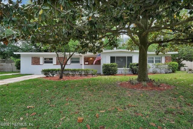 4724 Bankhead Ave, Jacksonville, FL 32207 (MLS #1105871) :: The Hanley Home Team