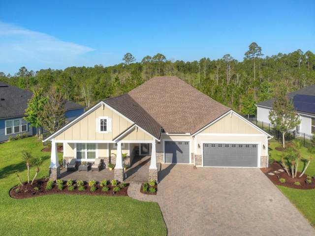 517 Glenneyre Cir, St Augustine, FL 32092 (MLS #1105875) :: Olde Florida Realty Group