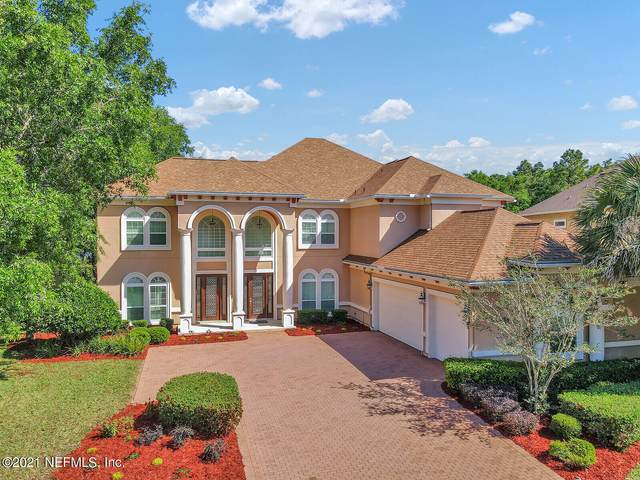 716 E Dorchester Dr, Jacksonville, FL 32259 (MLS #1105919) :: EXIT Inspired Real Estate