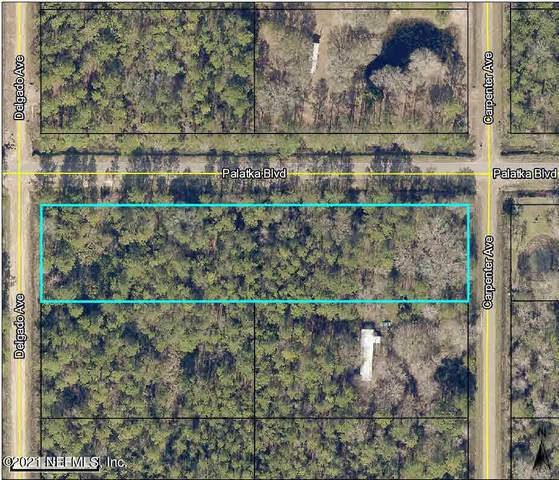10600 Delgado Ave, Hastings, FL 32145 (MLS #1105954) :: The Hanley Home Team