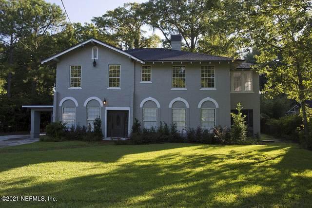 1847 Greenwood Ave, Jacksonville, FL 32205 (MLS #1105961) :: The DJ & Lindsey Team