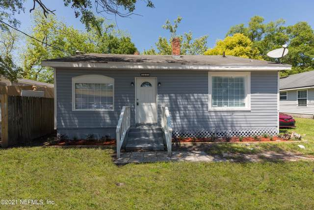 1431 W 33RD St, Jacksonville, FL 32209 (MLS #1105985) :: The DJ & Lindsey Team