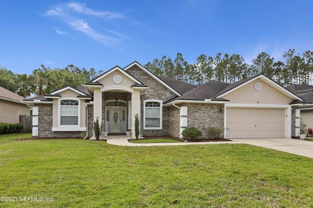 345 Sparrow Branch Cir, St Johns, FL 32259 (MLS #1105990) :: Memory Hopkins Real Estate