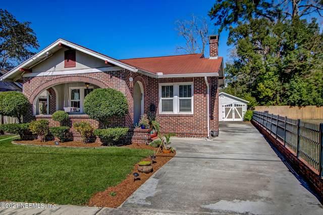 1155 Owen Ave, Jacksonville, FL 32205 (MLS #1106038) :: Olde Florida Realty Group
