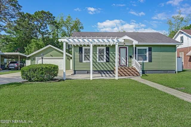 1142 Wolfe St, Jacksonville, FL 32205 (MLS #1106042) :: The Randy Martin Team | Watson Realty Corp