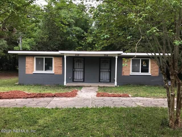 214 2ND St E, Jacksonville, FL 32206 (MLS #1106057) :: The Volen Group, Keller Williams Luxury International
