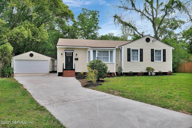 1319 Azalea Dr, Jacksonville, FL 32205 (MLS #1106059) :: The Hanley Home Team