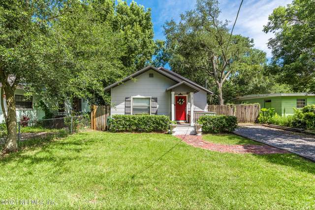 7 Atlantic Ave, St Augustine, FL 32084 (MLS #1106075) :: The Every Corner Team