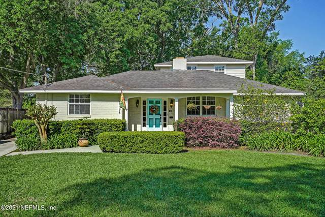 1268 Edgewood Ave S, Jacksonville, FL 32205 (MLS #1106085) :: The Hanley Home Team