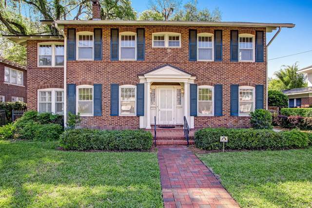 3512 Riverside Ave, Jacksonville, FL 32205 (MLS #1106146) :: The Volen Group, Keller Williams Luxury International