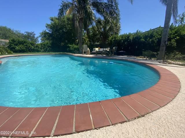 9 Marlin Ave, Ponte Vedra Beach, FL 32082 (MLS #1106214) :: The Randy Martin Team | Watson Realty Corp