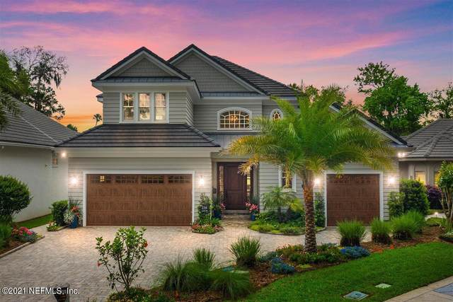 236 Laurel Ln, Ponte Vedra Beach, FL 32082 (MLS #1106272) :: The Volen Group, Keller Williams Luxury International