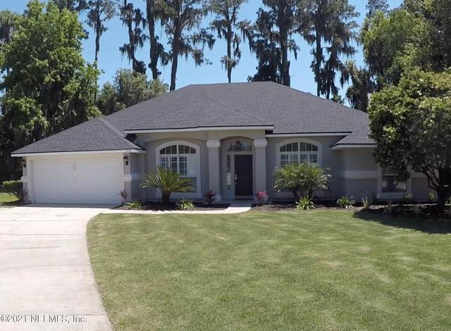 2296 Lookout Landing, Fleming Island, FL 32003 (MLS #1106277) :: The Volen Group, Keller Williams Luxury International