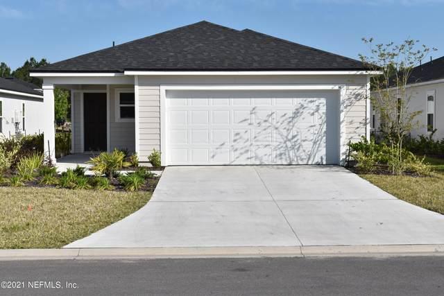 36 Moorcroft Way, St Augustine, FL 32092 (MLS #1106285) :: EXIT 1 Stop Realty