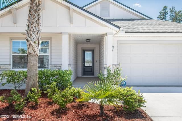 99 Pickett Dr, St Augustine, FL 32084 (MLS #1106314) :: The Volen Group, Keller Williams Luxury International