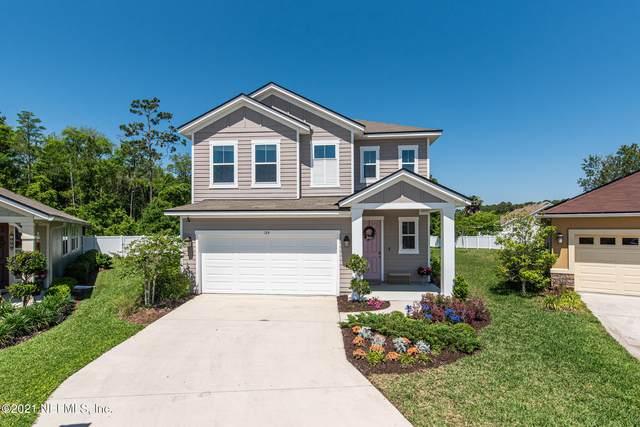 124 Monroe Ave, St Augustine, FL 32086 (MLS #1106315) :: The Volen Group, Keller Williams Luxury International