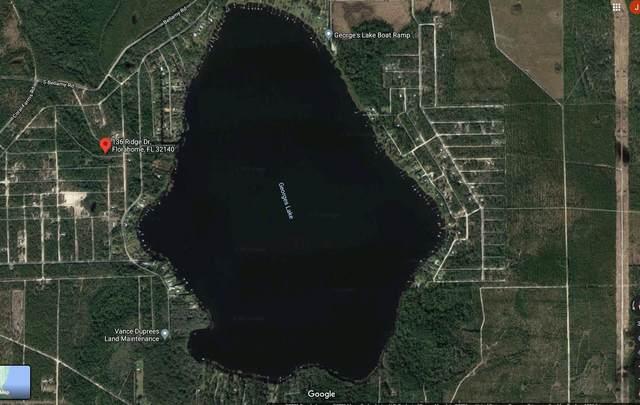 000 Ridge Dr, Florahome, FL 32140 (MLS #1106331) :: EXIT Real Estate Gallery