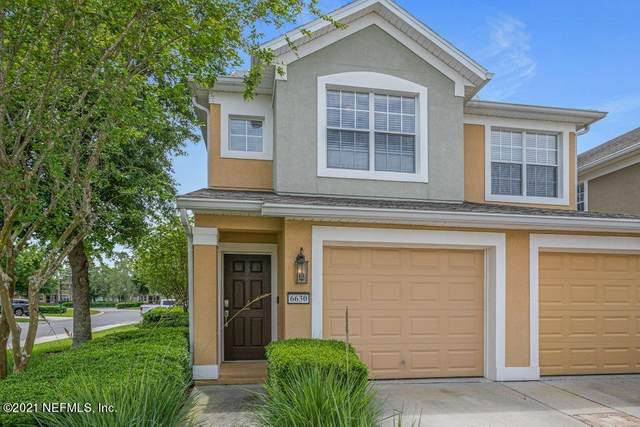 6630 Jefferson Garden Ct 14A, Jacksonville, FL 32258 (MLS #1106338) :: The Hanley Home Team