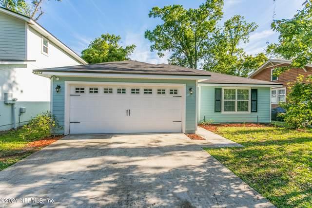 3218 Rosselle St, Jacksonville, FL 32205 (MLS #1106342) :: The Hanley Home Team