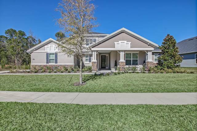 85400 Fallen Leaf Dr, Fernandina Beach, FL 32034 (MLS #1106410) :: The Every Corner Team