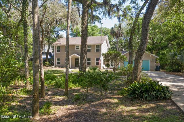 1815 Hickory Ln, Atlantic Beach, FL 32233 (MLS #1106442) :: The Hanley Home Team