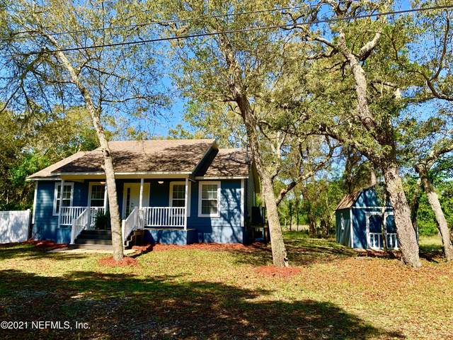 418 Lakeshore Dr, St Augustine, FL 32095 (MLS #1106462) :: The Hanley Home Team