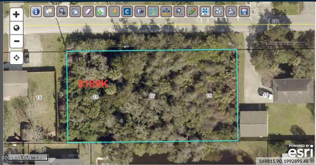 265 Dondanville Rd (Lot 18), St Augustine Beach, FL 32080 (MLS #1106491) :: EXIT Real Estate Gallery