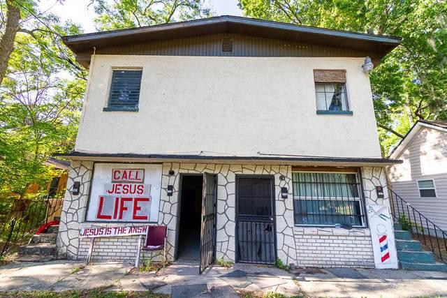 2023 W 45TH St, Jacksonville, FL 32209 (MLS #1106494) :: Berkshire Hathaway HomeServices Chaplin Williams Realty