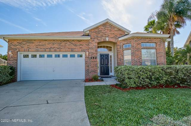 252 Prince Phillip Dr, St Augustine, FL 32092 (MLS #1106538) :: EXIT Inspired Real Estate