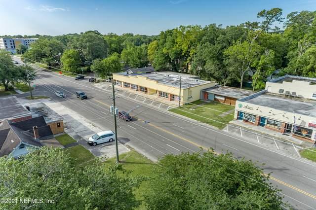 598 Edgewood Ave 600,602,604,608, Jacksonville, FL 32205 (MLS #1106549) :: The Volen Group, Keller Williams Luxury International