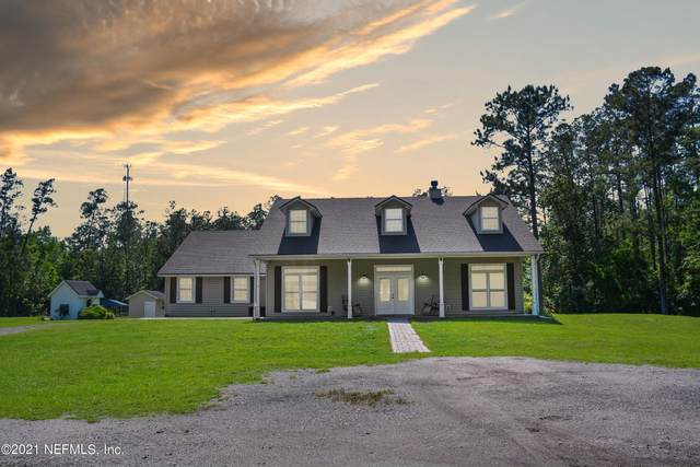 4955 Cr 208, St Augustine, FL 32092 (MLS #1106585) :: EXIT Real Estate Gallery