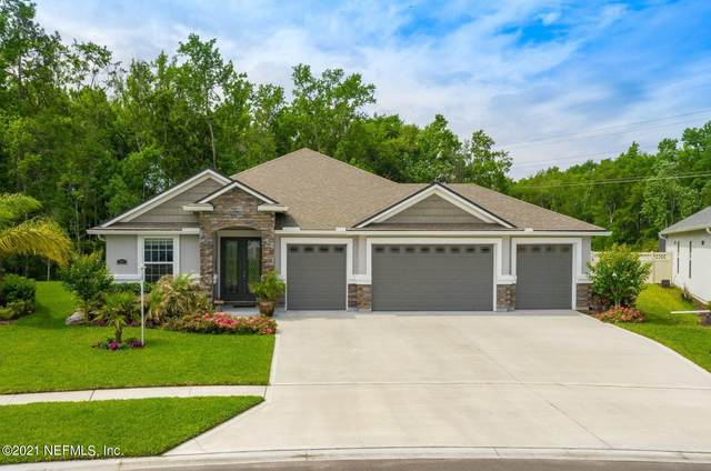 517 Athens Dr, St Augustine, FL 32092 (MLS #1106590) :: The Hanley Home Team