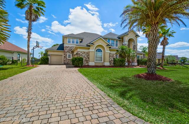 1869 S Cappero Dr, St Augustine, FL 32092 (MLS #1106598) :: Olde Florida Realty Group