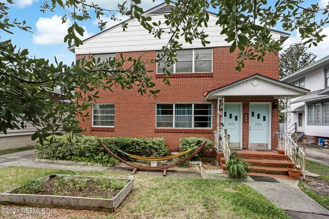 2050 College St, Jacksonville, FL 32204 (MLS #1106611) :: The Volen Group, Keller Williams Luxury International