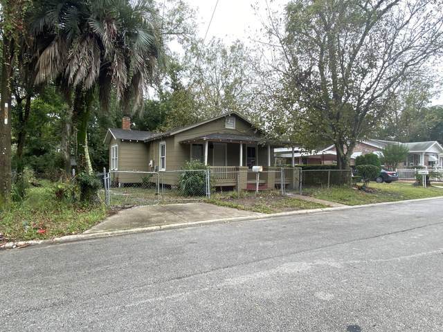 2260 W 17TH St, Jacksonville, FL 32209 (MLS #1106648) :: EXIT Inspired Real Estate