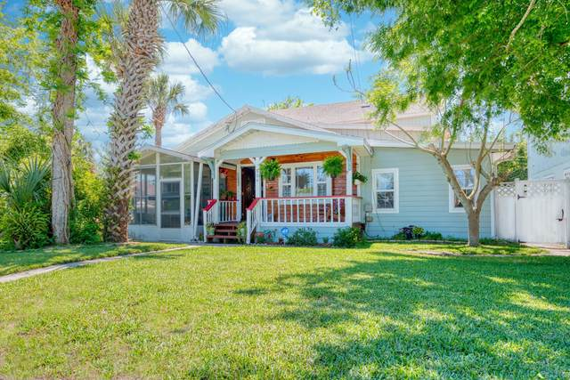 506 9TH Ave S, Jacksonville Beach, FL 32250 (MLS #1106675) :: The Hanley Home Team