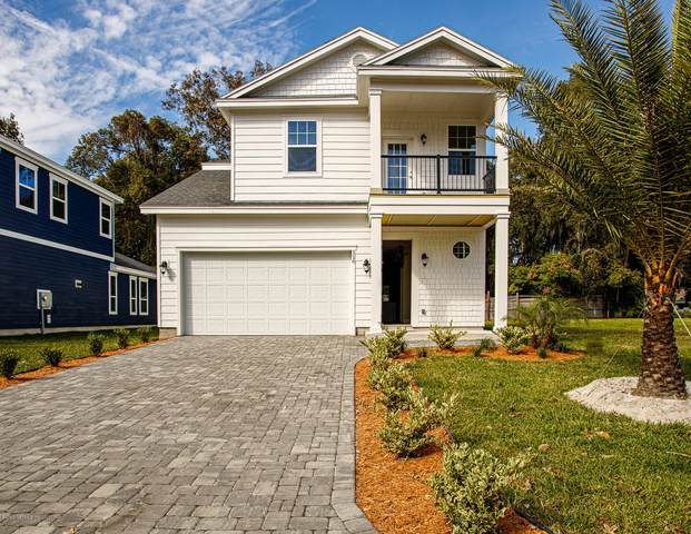 116 Lewis Dr, GREEN COVE SPRINGS, FL 32043 (MLS #1106696) :: The Hanley Home Team