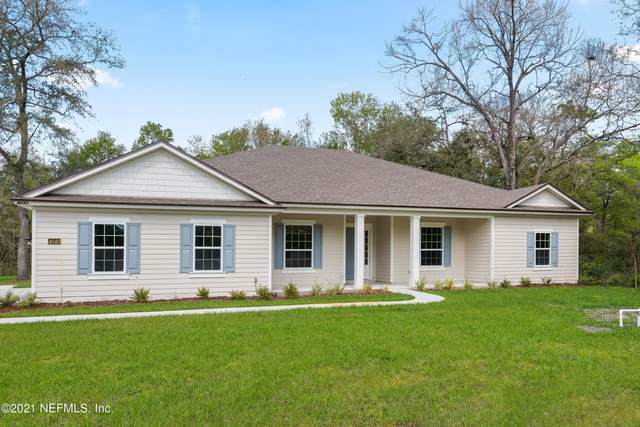 0 Old Jennings Rd, Middleburg, FL 32068 (MLS #1106751) :: EXIT Inspired Real Estate