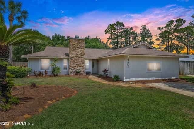 4203 Seabreeze Dr, Jacksonville, FL 32250 (MLS #1106764) :: EXIT Inspired Real Estate