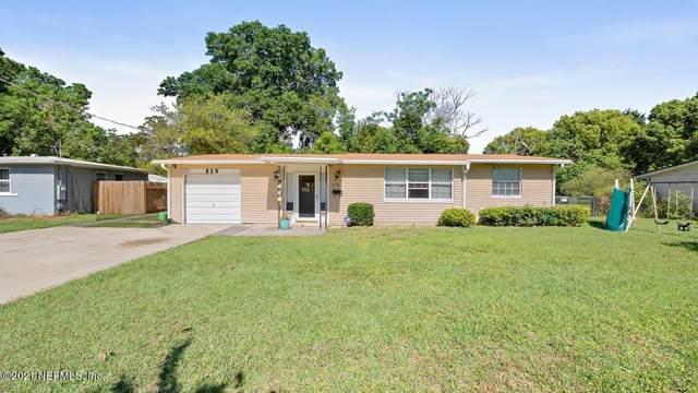 819 Leafy Ln, Jacksonville, FL 32216 (MLS #1106793) :: The Hanley Home Team